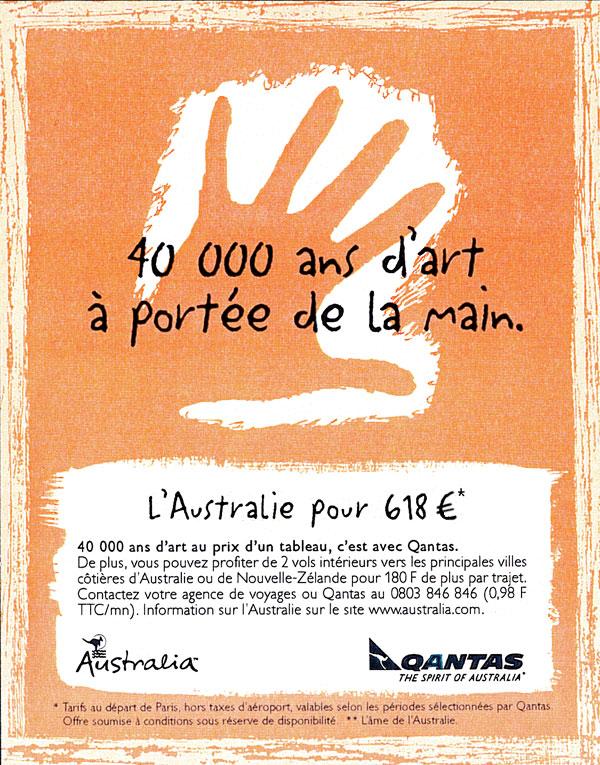 Qantas - L'art