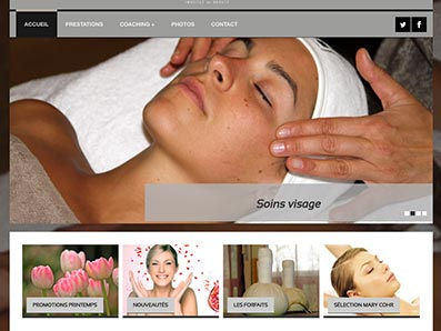 Webdesign / site