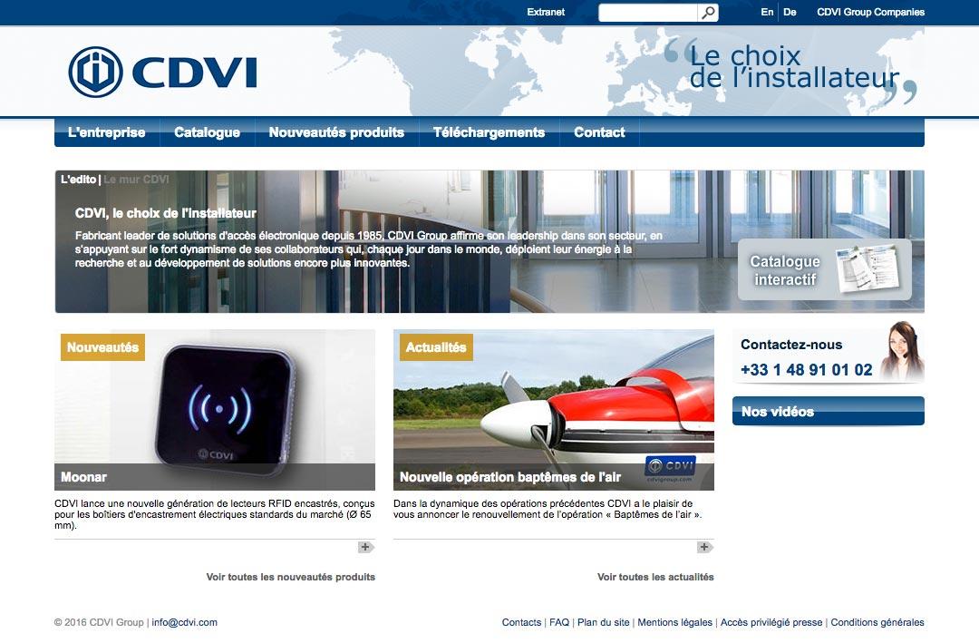 CDVI France